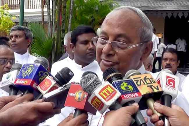 Gotabaya has no powers yet; need response from people in power now – Cardinal Ranjith