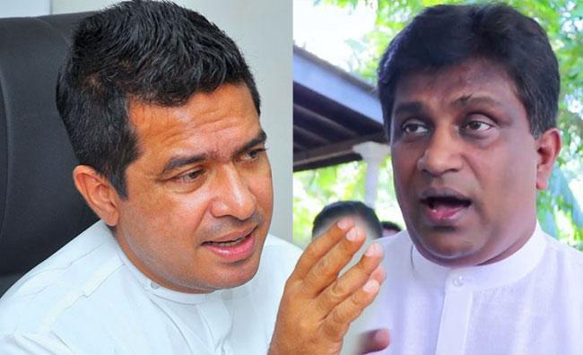 UNP launches disciplinary inquiries against Ajith P. Perera and Sujeewa Senasinghe