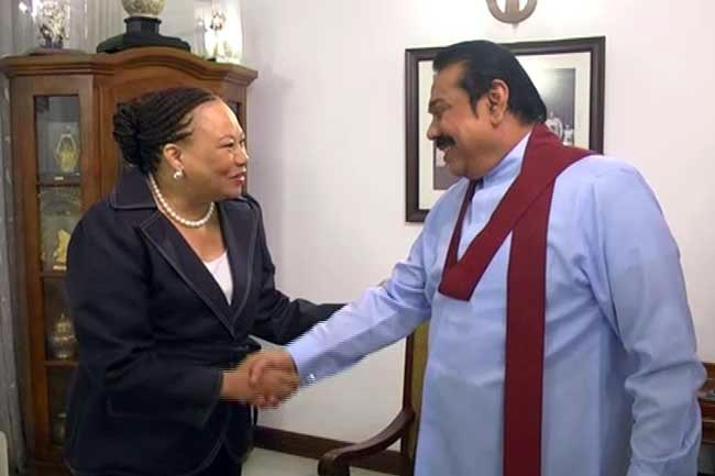 South African HC calls on Mahinda