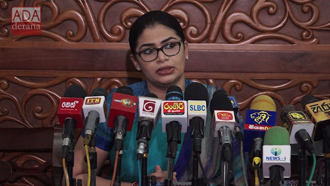 Won't back any candidate who has 'deals' with President - Hirunika