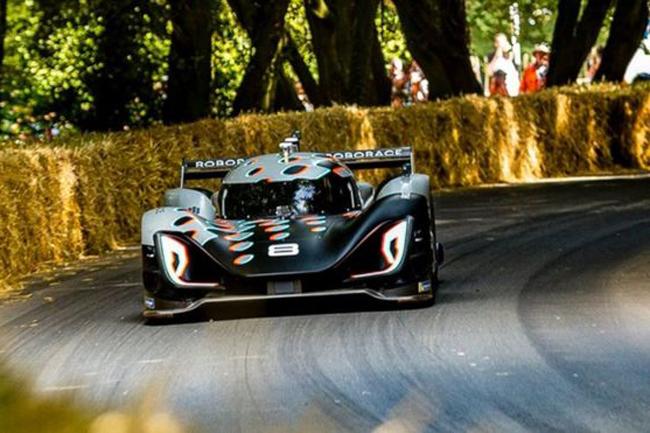 The robo racing cars accelerating driverless tech