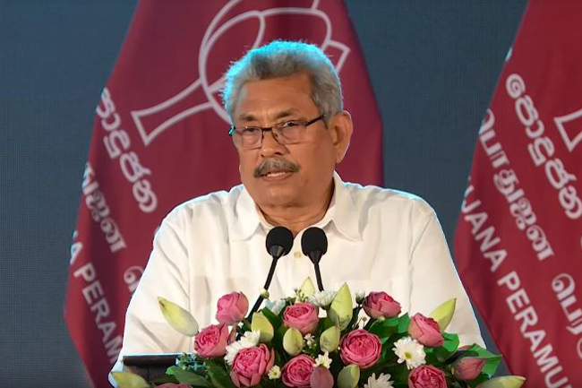 Must build a disciplined society that protects women's dignity - Gotabaya