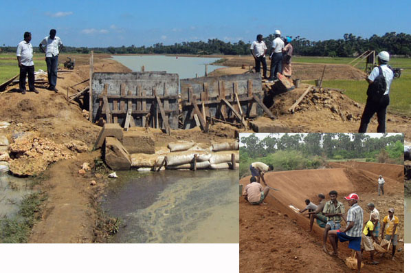 JICA renovates irrigation and jetty facilities in Jaffna
