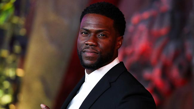 Kevin Hart suffers 'major back injuries' in car crash