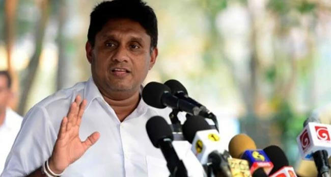 Certain parties do not tolerate diverse opinions – Sajith