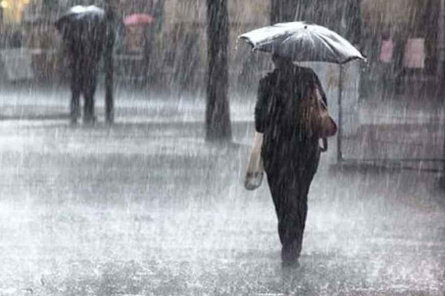 Met. Dept. forecasts afternoon thundershowers for next few days