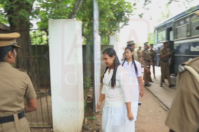 Wennappuwa PS member & sister who obstructed police further remanded