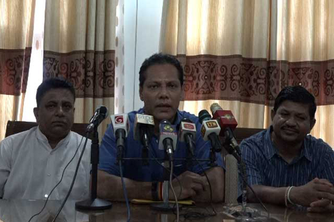 SLFP to suspend membership of 5 National List MPs