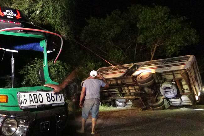 20 injured in accident involving bus; Four critical