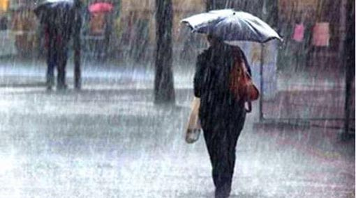 Showery conditions to continue