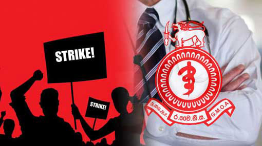 Govt. doctors to launch strike tomorrow
