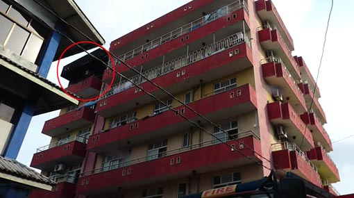 Fire breaks out in Dematagoda apartment complex