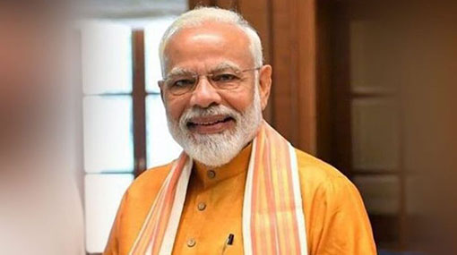 PM and Opposition Leader wish Modi on 69th birthday