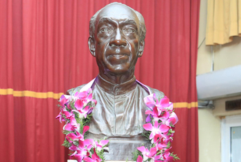 Late President J.R. Jayewardene's birth anniversary...