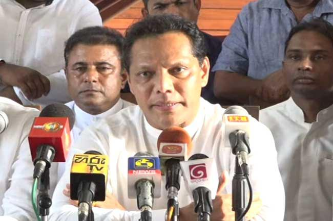 SLFP ready to hold talks with JVP