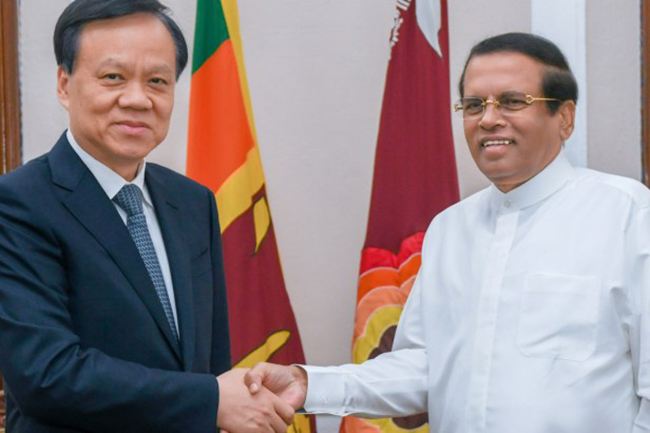 Chinese Communist Party member calls on President