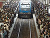 Trains delayed between Fort and Maradana
