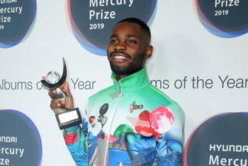 Rapper Dave wins Mercury Prize for debut album 'Psychodrama'