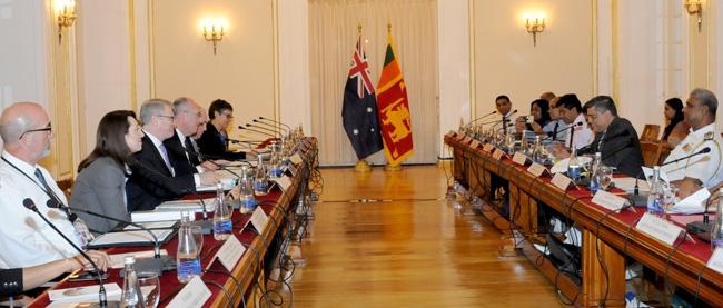 Sri Lanka & Australia conclude first maritime dialogue