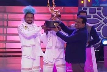 Namal Sandusen crowned Derana City of Dance Best Solo Dancer