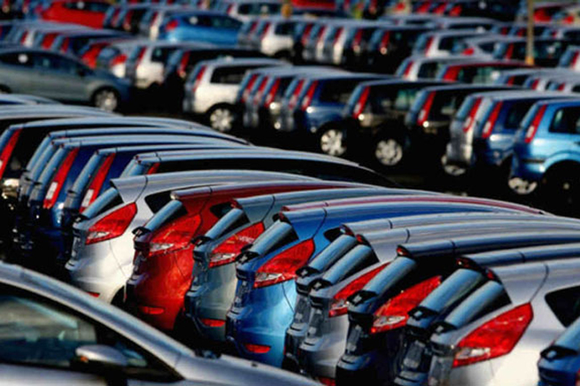 Relief on motor vehicles imported for personal use