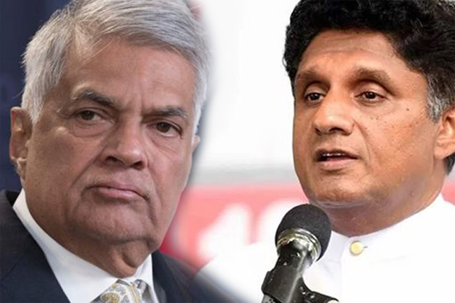 Ranil agrees to give Sajith candidacy