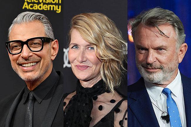 Original Jurassic Park cast to return for new film