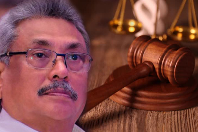 Appeals Court begins hearing petition against Gotabaya's citizenship