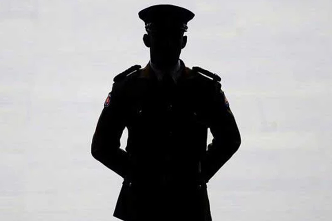 Two cops interdicted over letters sent to hotels in Colombo