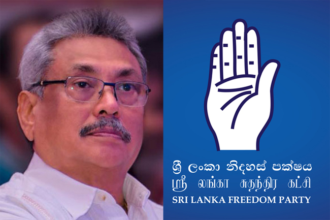 SLFP confirms support for Gotabaya
