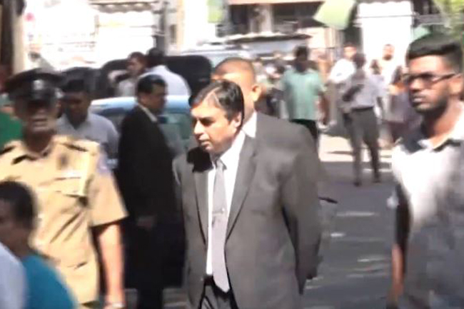 Pujith & Hemasiri remanded