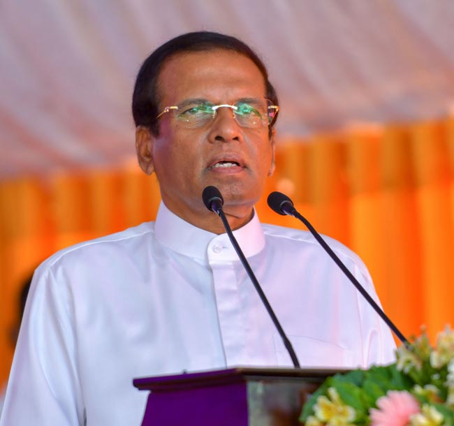 Drugs are the main reason for poverty - President