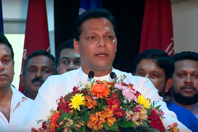 SLFP-SLPP union can secure 6.5 million votes - Dayasiri