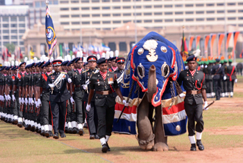 Sri Lanka Army's 70th Anniversary...