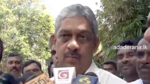 Resolved differences of opinion with Sajith - Fonseka