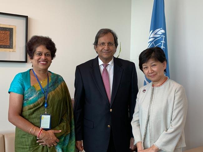 Sri Lanka assures support to further Global Disarmament Agenda