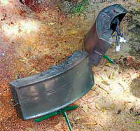 Two Claymore mines recovered in Jaffna on ex-LTTEer's information