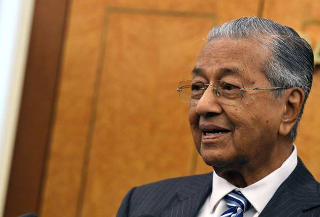 Malaysia PM 'satisfied' with police's reasoning for LTTE arrests