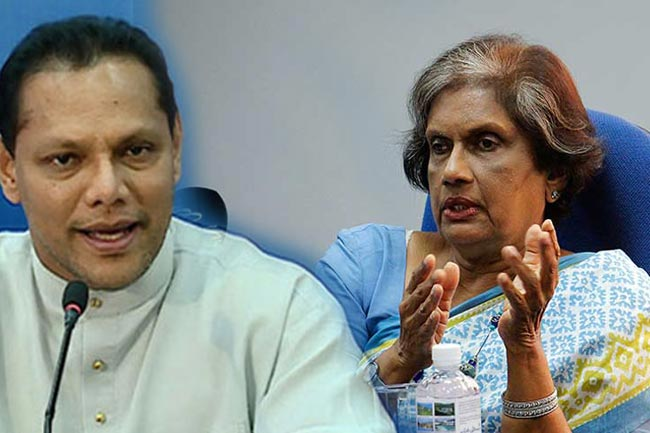 Dayasiri responds to CBK's statement on SLFP