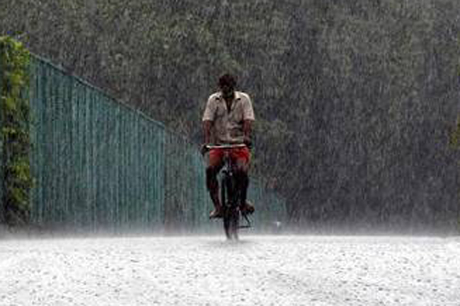 Over 100mm rainfall expected in several provinces
