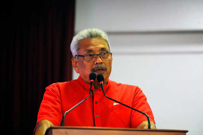 State resources sold by govt. must be reclaimed - Gotabaya