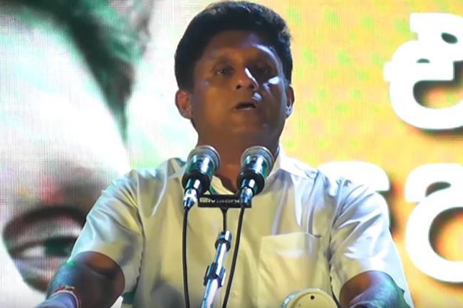 My attempt is not to drive people to deathbeds – Sajith