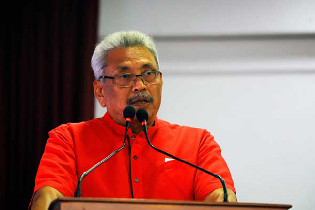 Opportunity for students who pass A/L exam to pursue uni education – Gotabaya