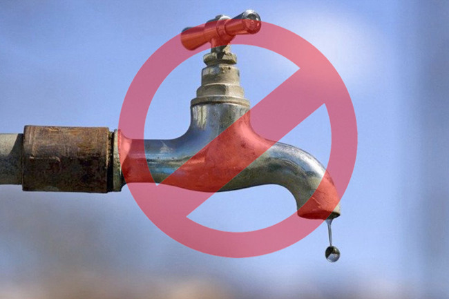 18-hour water cut for parts of Colombo tomorrow