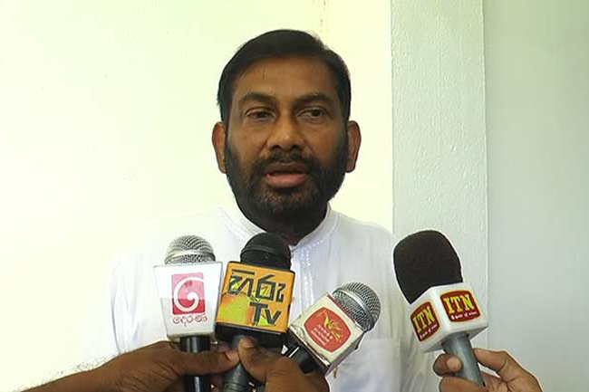 Daya Gamage testifies at PCoI over paddy storage at Mattala Airport