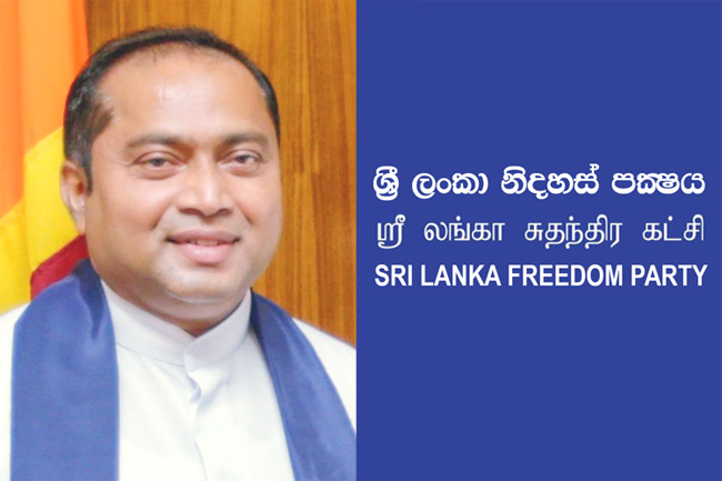 No decision to remove Devapriya from party's key posts - SLFP
