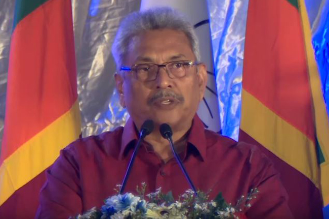 Would not undermine trust SLFP placed on me - Gotabaya