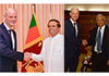 Dutch foreign minister commends Sri Lanka's commitment to restore democracy