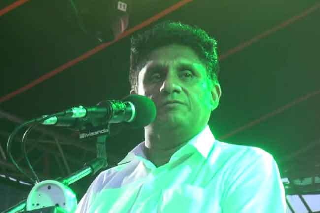 Sajith Premadasa is the 'development machine' that serves people - Sajith