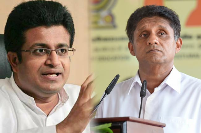President urged to publish Presidential Commission report finding Sajith guilty